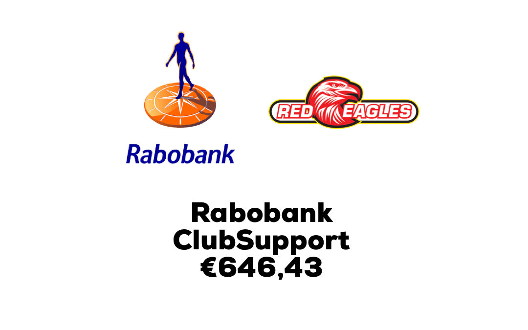 Eindstand Rabo ClubSupport 2019