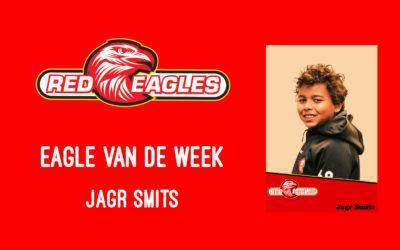 Eagle van de week