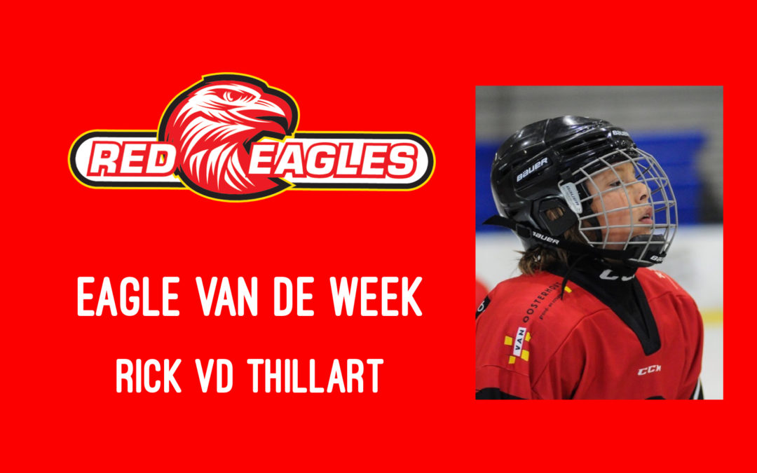 Eagle van de week Rick