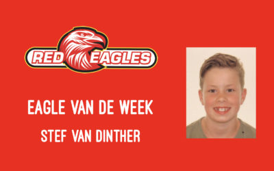 Eagle van de week Stef