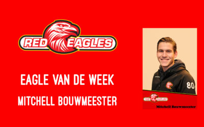Eagle van de week Mitchell