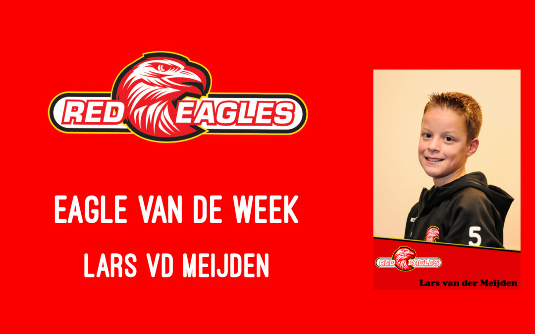 Eagle van de week Lars