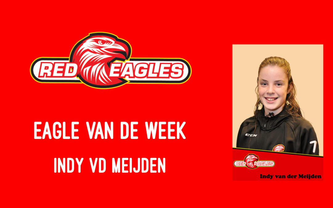 Eagle van de week Indy