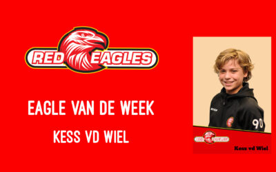 Eagle van de week Kess