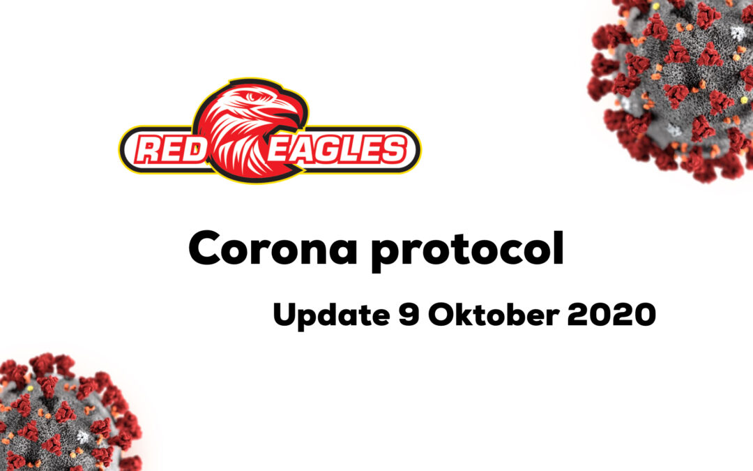 Corona protocol Red Eagles