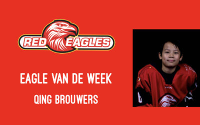Eagle van de week Qing